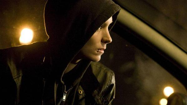 """Rooney Mara als Lisbeth Salander in der Verfilmung """"Verblendung"""""""