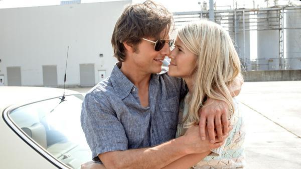 Sie sind ein Herz und eine Seele: Für sein Frau Lucy tut Barry Seal einfach alles
