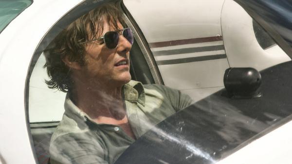 Die Erfahrung ein Flugzeug zu fliegen ließ sich Tom Cruise nicht nehmen