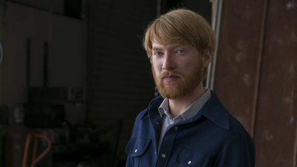 Monty Schafer (Domhnall Gleeson) tut alles, um auf der Karriereleiter nach oben zu steigen