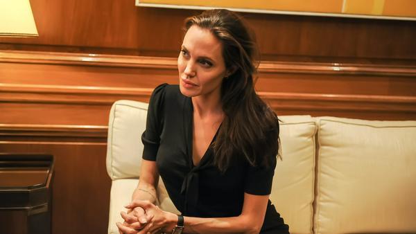 Will jetzt doch wieder schauspielern: Angelina Jolie
