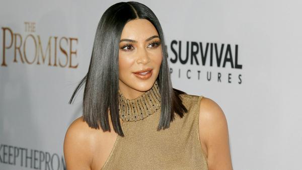Hat offenbar die perfekte Leihmutter für ihre drittes Kind gewählt: Kim Kardashian