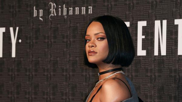 Rihanna will mit ihrer Kosmetiklinie Fenty Beauty durchstarten