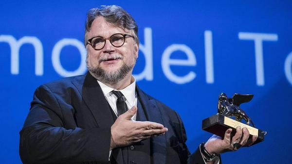 Guillermo del Toro hat den Goldenen Löwen gewonnen