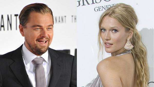 Sind Leonardo DiCaprio und Toni Garrn wieder ein Paar?