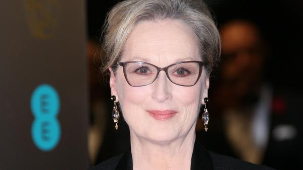 Meryl Streep ist erneut um eine Trophäe reicher