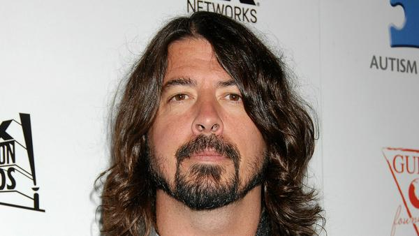 Dave Grohl läuft dank Paul McCartney