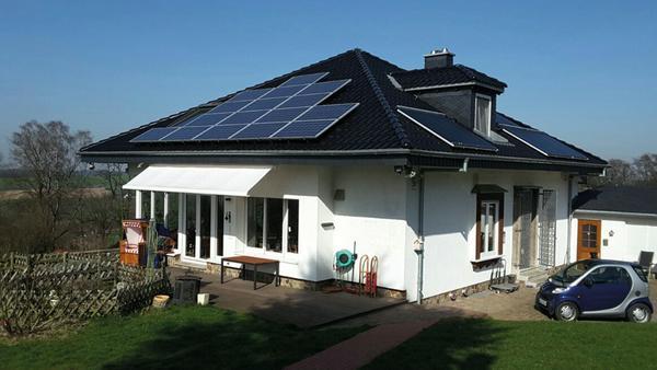 Das Energieplus-Haus von Jean Pütz