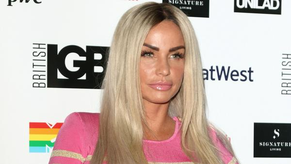 Katie Price will nun ihr Glück via Dating-Apps probieren