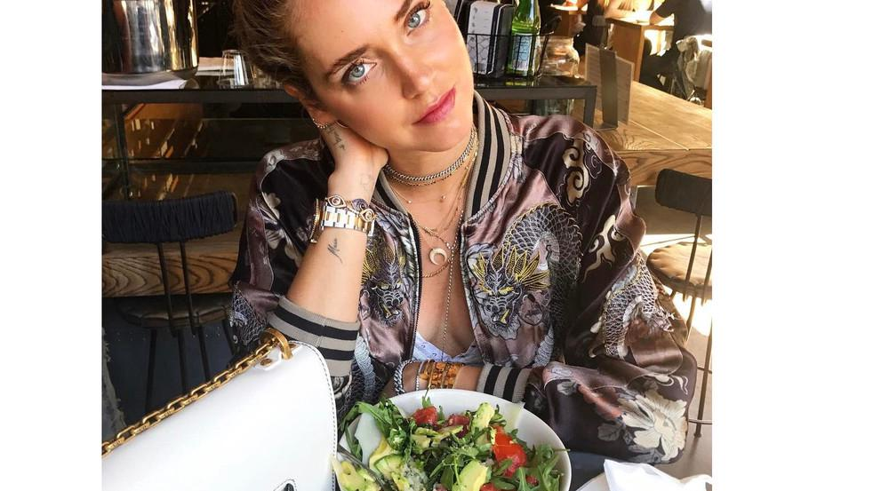 It-Girl Chiara Ferragni tut der Umwelt mit ihrem Avocado-Salat nichts Gutes