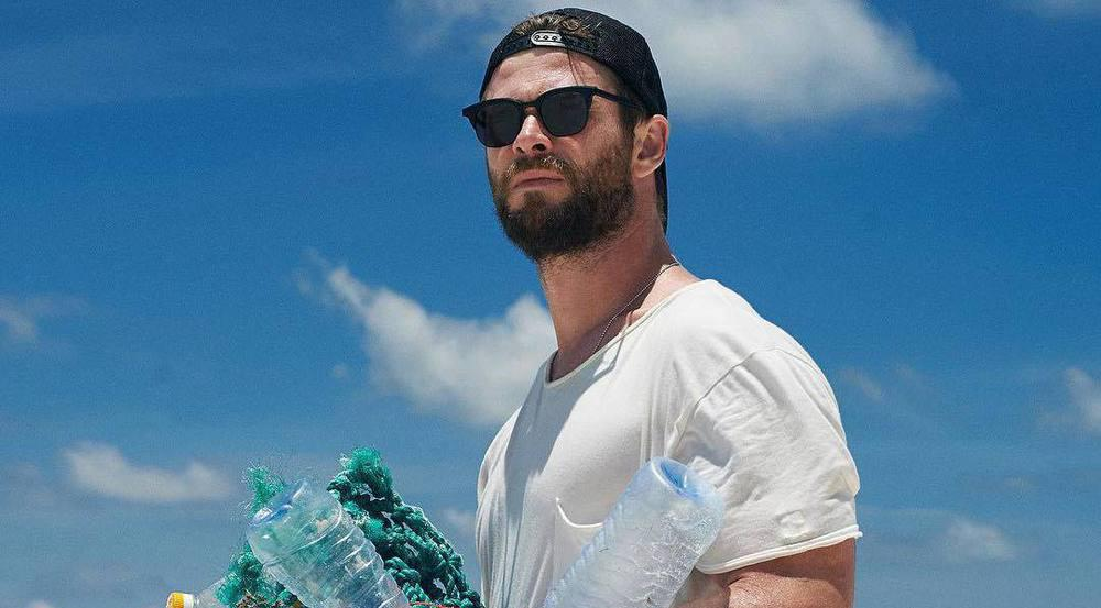 Chris Hemsworth will, dass die Ozeane sauber bleiben