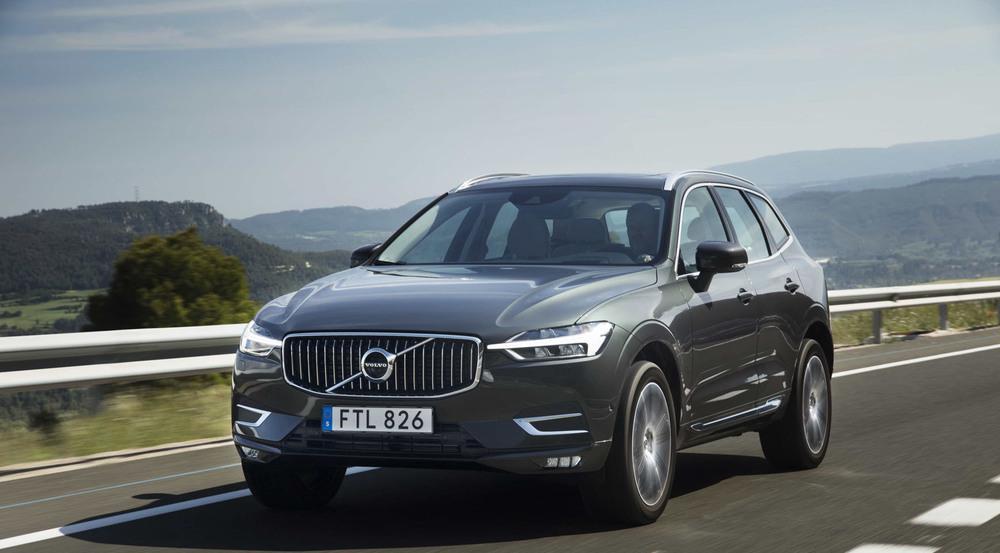 Gutaussehender Schwede: der neue Volvo XC60