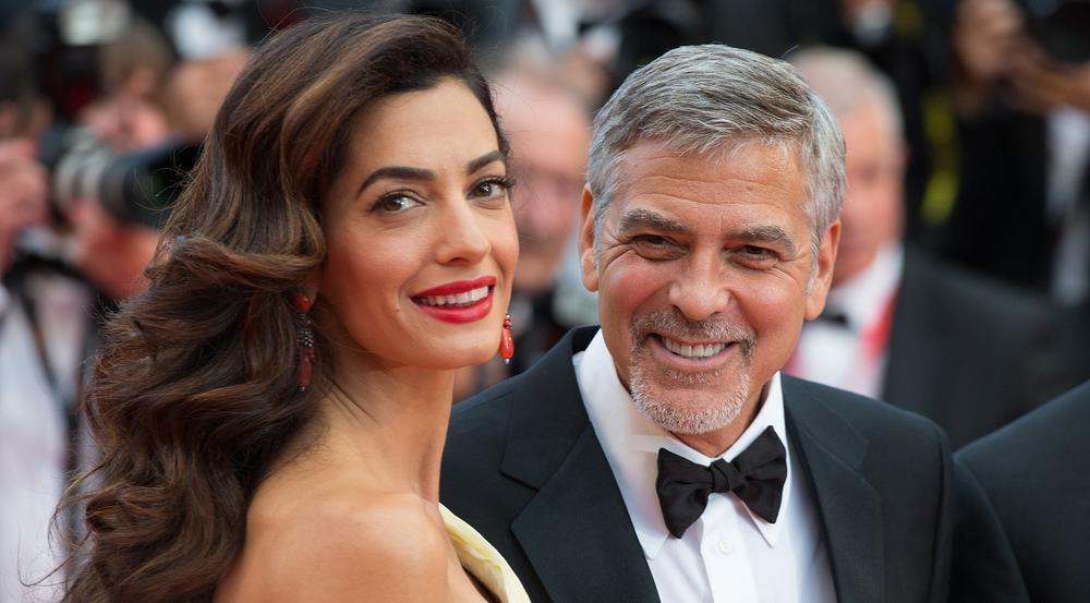 Amal und George Clooney bereiten sich intensiv auf die Geburt ihrer Zwillinge vor