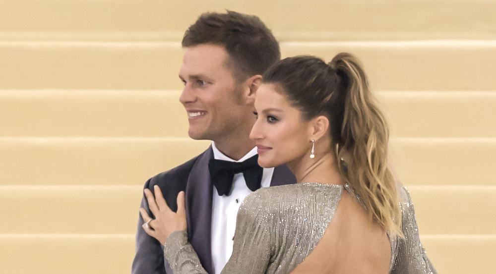 Gisele Bündchen ist vom Job ihres Mannes Tom Brady nicht gerade begeistert