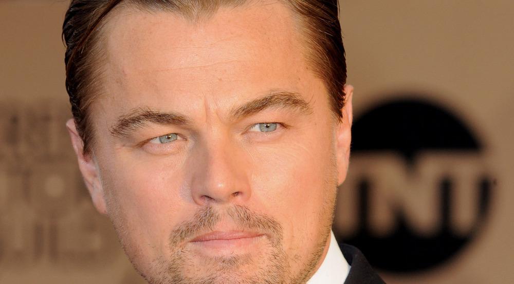 Leonardo DiCaprio bei einem Auftritt in Los Angeles
