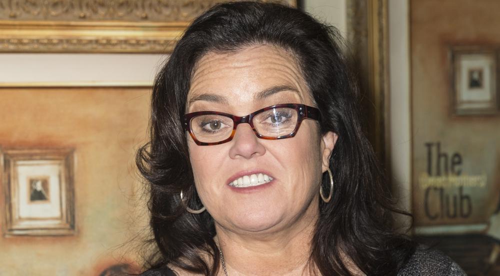 Rosie O'Donnell leidet sehr unter der Präsidentschaft von Donald Trump
