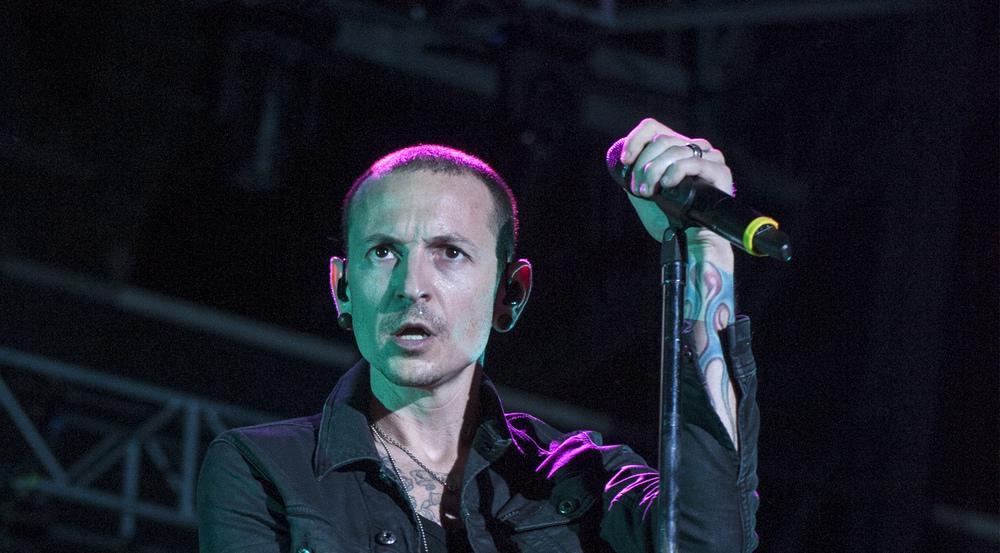 Chester Bennington war der Sänger der Band Linkin Park