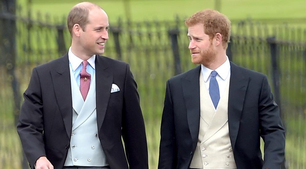 Prinz William (l.) und Prinz Harry haben ihre Mutter Diana 1997 verloren