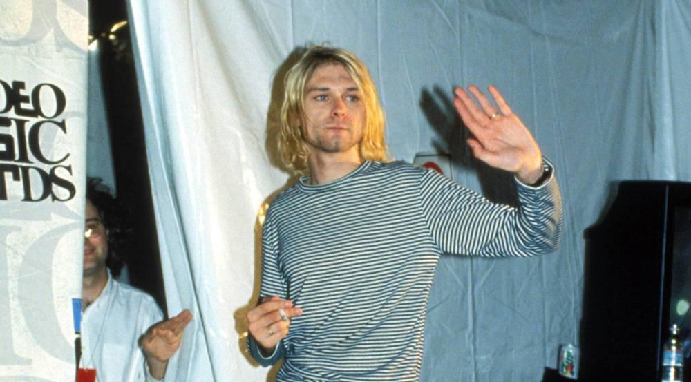 Grunge-Ikone Kurt Cobain starb mit nur 27 Jahren