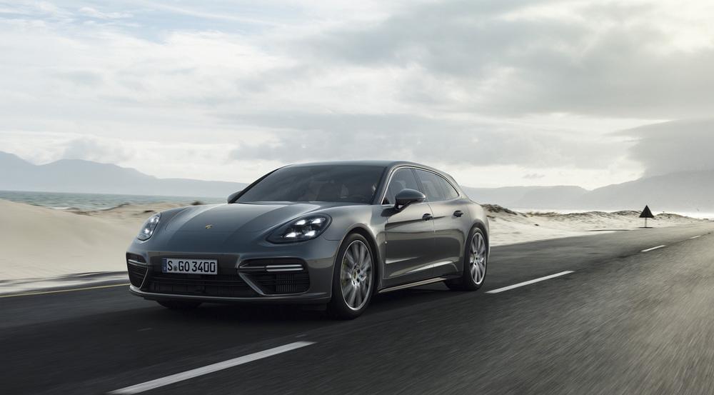 Luxus-Kombi: Porsche Panamera Sport Turismo
