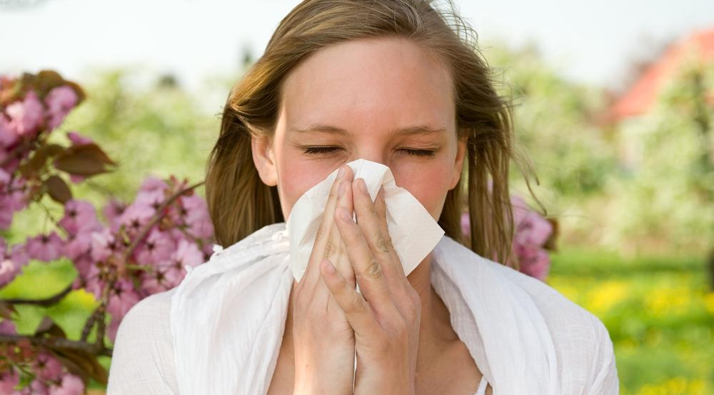 Mit einer Erkältung ist auch im Sommer nicht zu spaßen