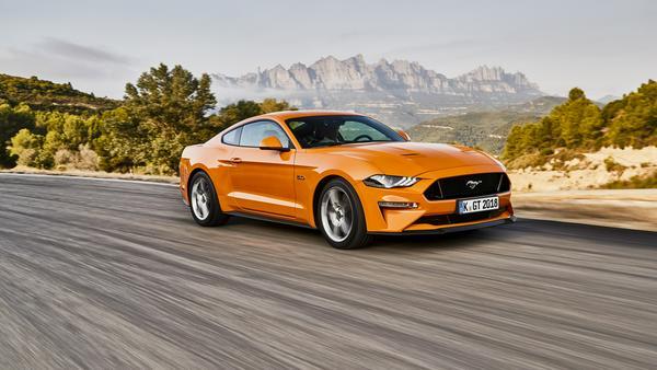 Im nächsten Frühjahr kommt der stärkste Mustang aller Zeiten