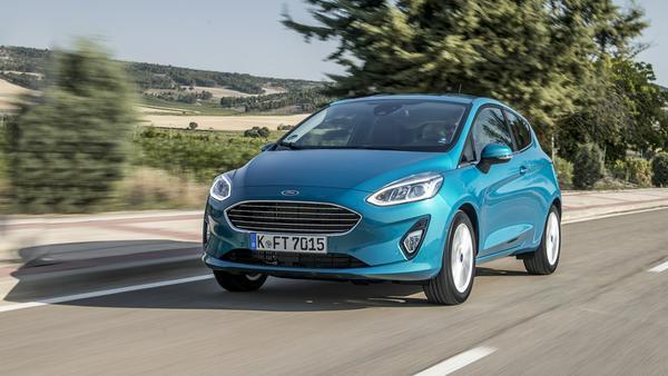 Erfolgsmodell Ford Fiesta