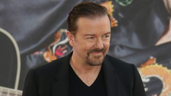 Ricky Gervais ist froh, keine Kinder zu haben
