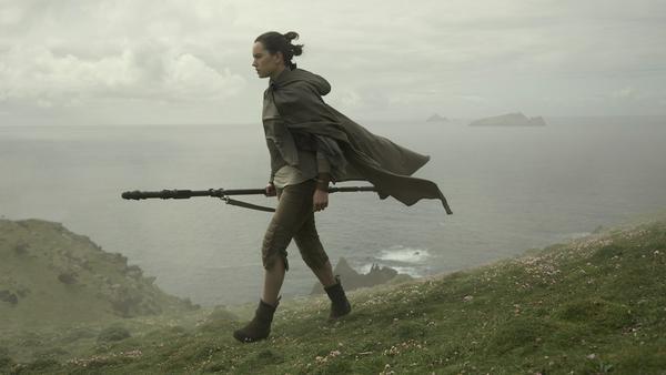 """Rey (Daisy Ridley) könnte """"Star Wars"""" noch lange erhalten bleiben"""