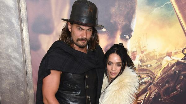 Jason Momoa und Lisa Bonet - endlich verheiratet?