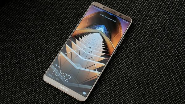 Der Preis ist Trumpf: das Huawei Mate 10 Pro kostet 799 Euro