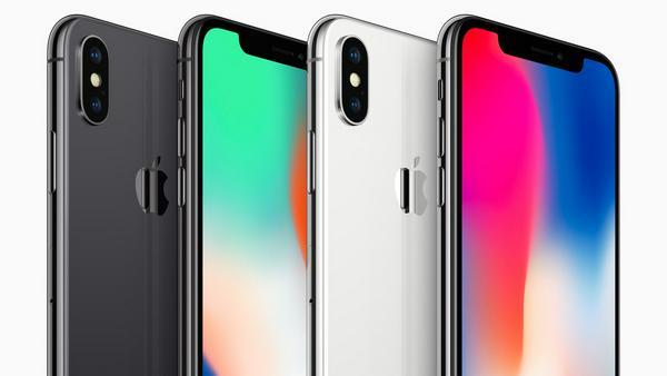 Vollgepackt mit neuester Technik: das iPhone X