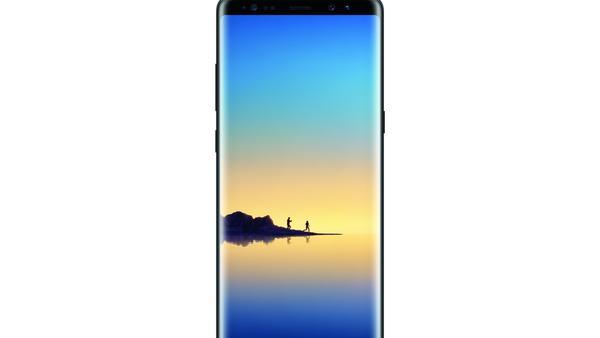 Edles und schickes Top-Smartphone: das Galaxy Note 8