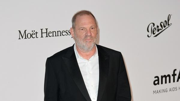 Der gestürzte Filmmogul Harvey Weinstein