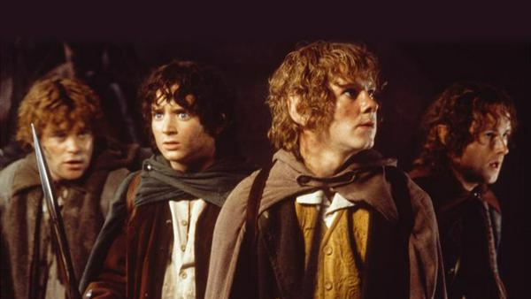 """Werden die mutigen Hobbits aus """"Herr der Ringe"""" bald auch in einer TV-Serie ausziehen, um den """"einen Ring"""" zu zerstören?"""