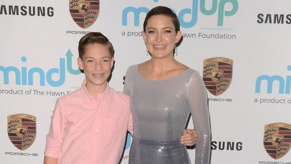 Die Ähnlichkeit zu Mama Kate ist bei Ryder Robinson unverkennbar