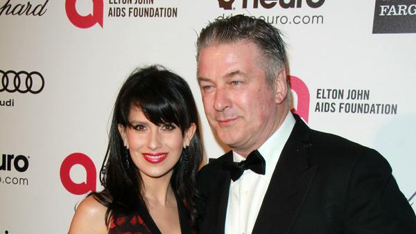 Alec Baldwin und seine Frau Hilaria kriegen offenbar beide nicht genug von Kindern