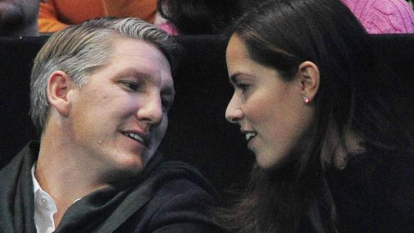Eine große Liebe: Bastian Schweinsteiger und Ana Ivanovic