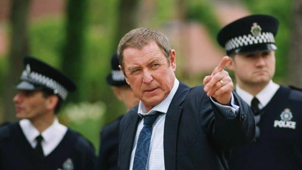 """""""Inspector Barnaby: Erben oder sterben?"""": Detective Chief Inspector Barnaby (John Nettles) teilt seine Mitarbeiter ein"""