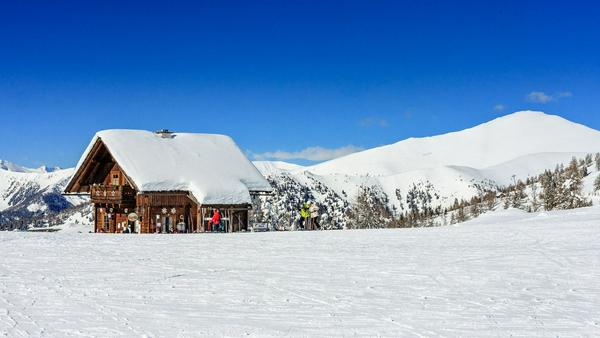 Alpen-Adria-Kulinarik in den urigen Skihütten