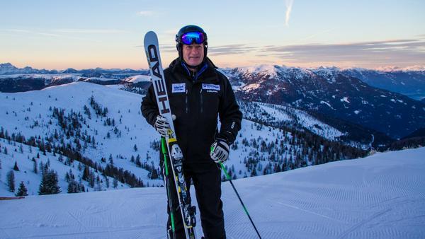 Österreichs Ski-Legende Franz Klammer