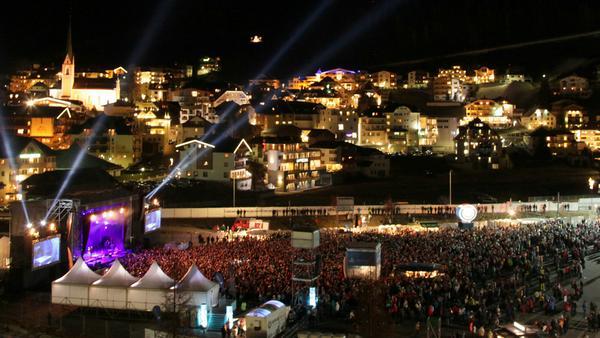 Legendär: Open Air-Konzerte mit Weltstars in Ischl