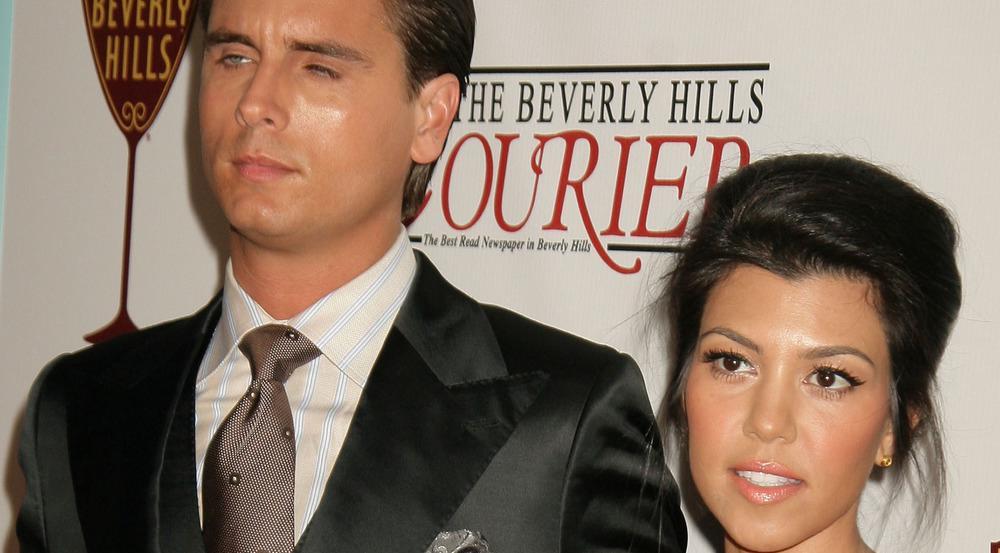 Ein Foto aus glücklicheren Zeiten: Kourtney Kardashian und Scott Disick