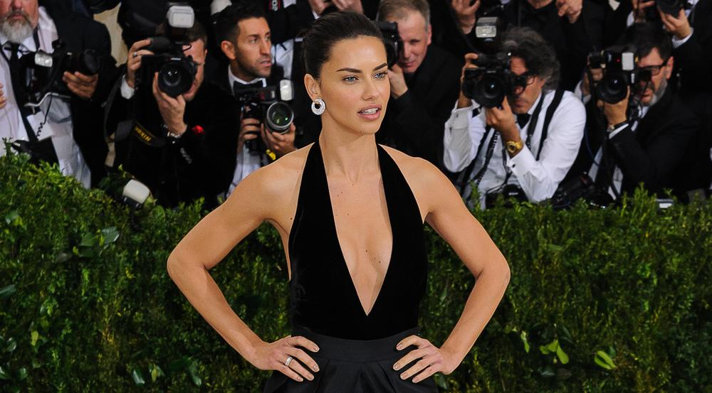 Adriana Lima hatte auch schon einige Gastrollen in TV-Serien