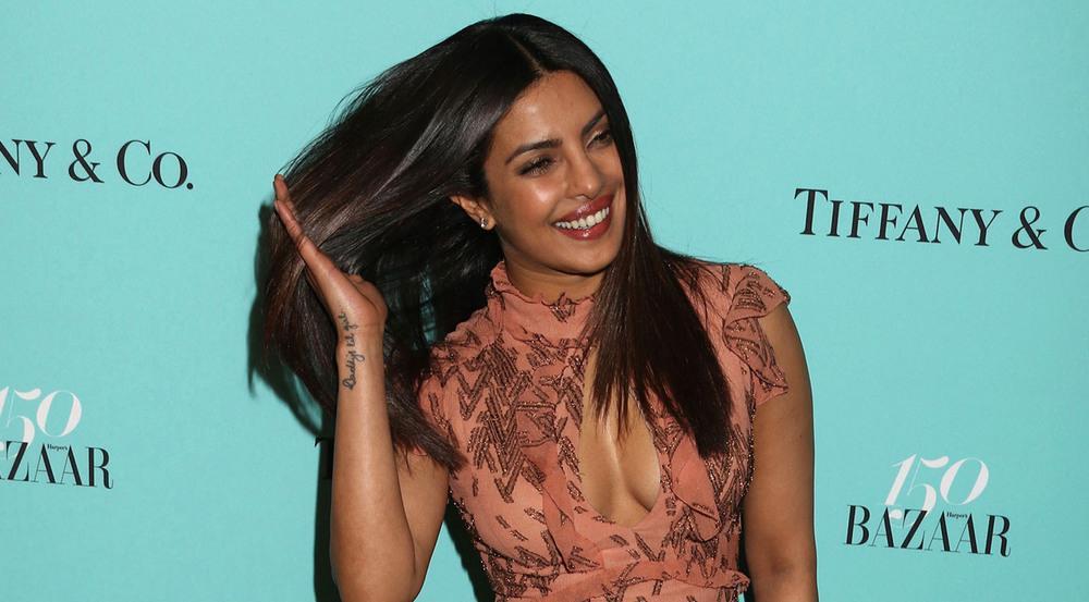Viele beneiden Priyanka Chopra um ihre schönen, glänzenden Haare