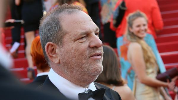 Harvey Weinstein bei einem Auftritt in Cannes