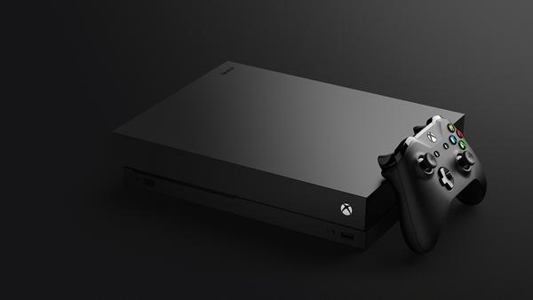 Außen unscheinbar, innen vollgestopft mit neuer Technik: die Xbox One X