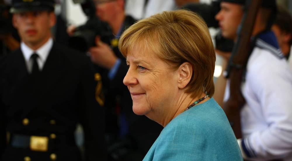 Hat sich ein paar ruhige Tage verdient: Angela Merkel