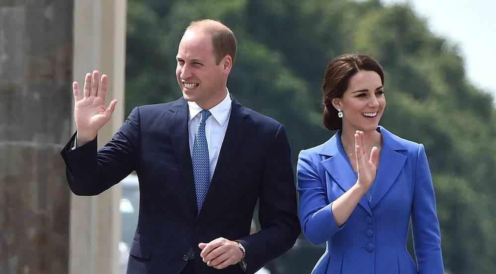 Kate und William haben ein Herz für ihre Fans