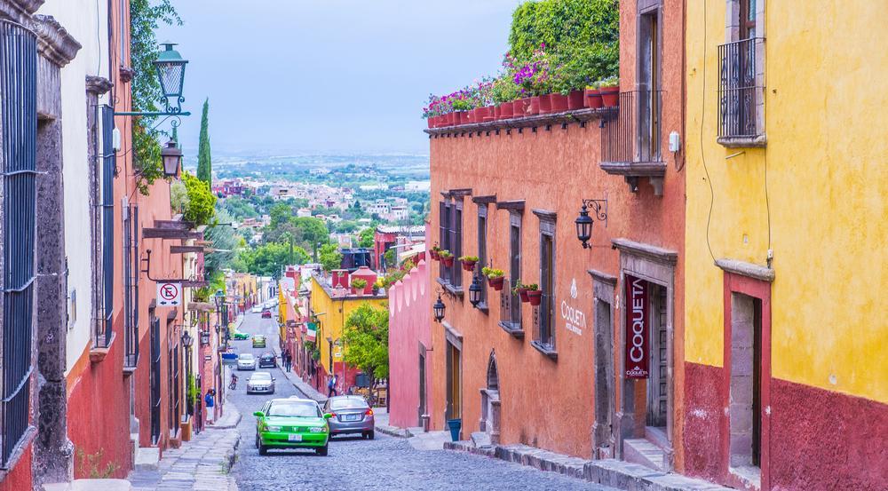 Eine Stadt wie jede andere? Nein, San Miguel de Allende ist etwas ganz Besonderes